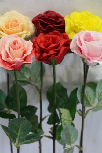 Силиконовые цветы купить в интернет магазине
